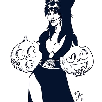 Elvira Mistress Of The Dark Teams Up With Dynamite For Comics And Merchandise Bonanza
