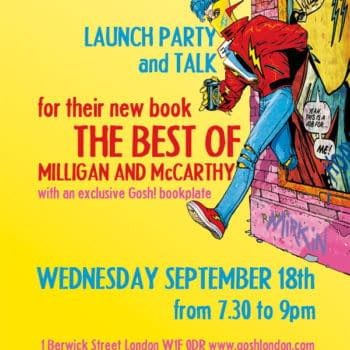 Milligan And McCarthy Talk About… Everything, On Wednesday