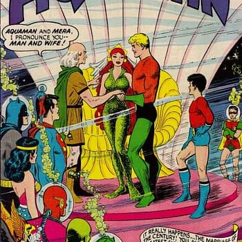 Aquaman Is NOT Married To Mera In The New 52