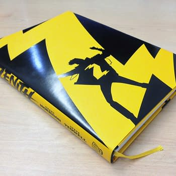 Zenith Hardcover To Ship In About Two Weeks