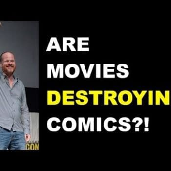 Grace Randolph's Stacktastic  – Are The Movies Destroying The Comics?