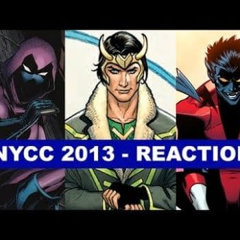 Grace Randolph's Stacktastic – The Return Of Stephanie Brown At NYCC