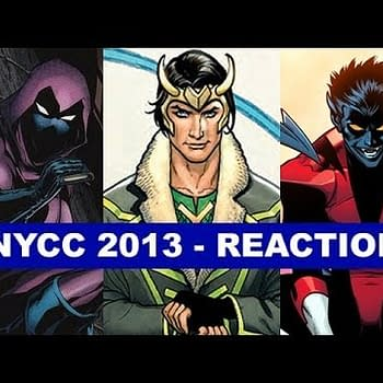 Grace Randolphs Stacktastic &#8211 The Return Of Stephanie Brown At NYCC