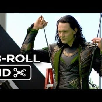 Weekend Viewing: Nearly Fifteen Minutes Of Thor: The Dark World B-Roll Footage