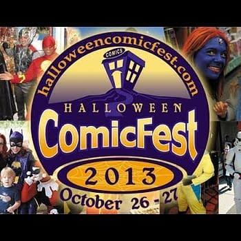 Unboxing The Free Halloween Comics At Stadium Comics