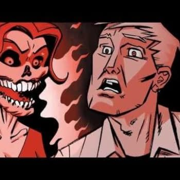 What Does The Fox Say? – Dean Haspiel And Mark Waid Know
