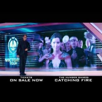 New The Hunger Games: Catching Fire Promo Gets You Ready For A Revolution