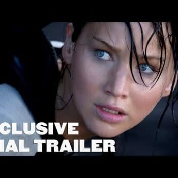 Final American Trailer For The Hunger Games: Catching Fire