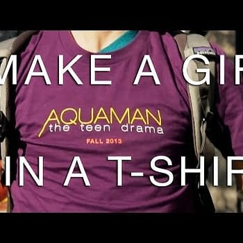 Win An Aquaman: The Teen Drama T-Shirt. Without Having To Have Made The Show.