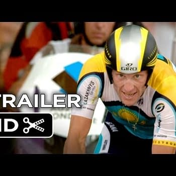 First Trailer For Alex Gibneys The Armstrong Lie