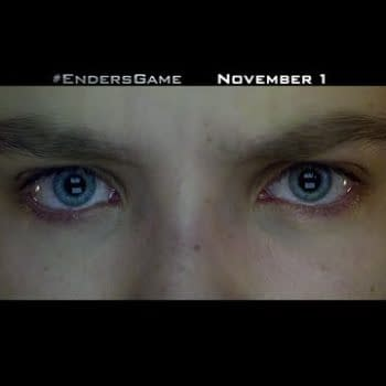 First Clip From Ender's Game, Featuring Harrison Ford And Asa Butterfield