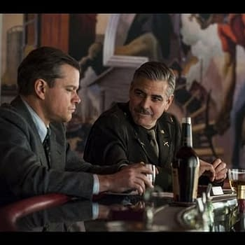 New Trailer For George Clooneys The Monuments Men