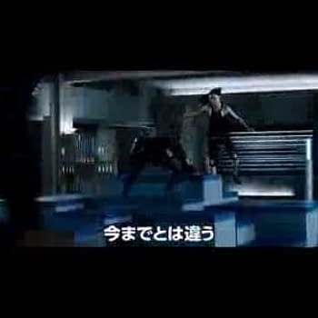 Japanese Trailer And Training Clip From The Hunger Games: Catching Fire