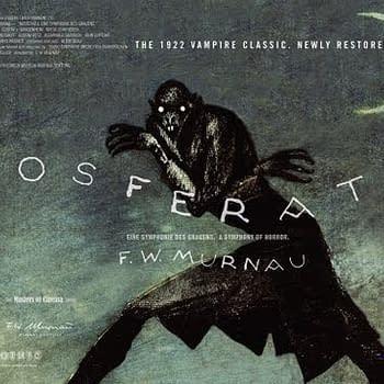 Theatrical Trailer For The New Restoration Of Nosferatu
