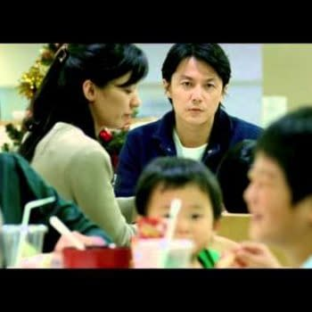 UK Trailer For Hirokazu Koreeda's Beautiful Like Father, Like Son