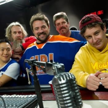 What Comics Make Kevin Smith Cry and Why Walt Flanagan Is His Hero – Smith's Roundtable Interview at NYCC, With Audio