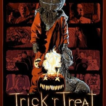 New Poster To Celebrate A Special Screening Of Michael Dougherty's Trick 'r Treat