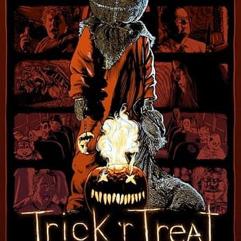 New Poster To Celebrate A Special Screening Of Michael Doughertys Trick r Treat