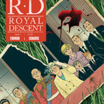 Royal Descent – A Comic Book For The Daily Mail To Get Angry About. Their Readers, Not So Much.