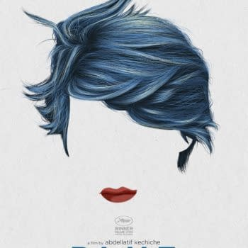 Alternate Poster For Blue Is The Warmest Color