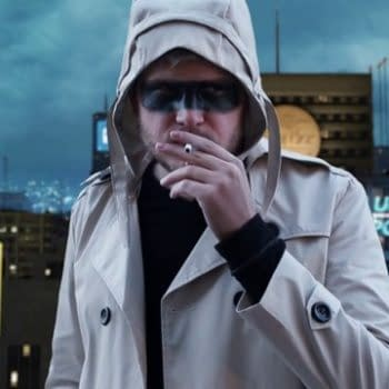 Brian K Vaughan And Marcos Martin's Private Eye – The Cosplay Fan Film