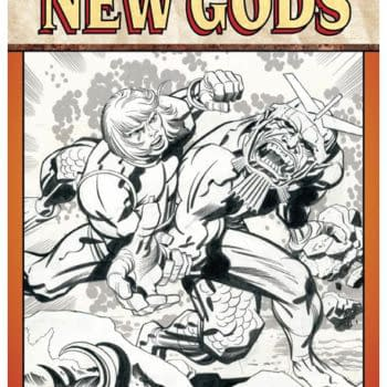 Jack Kirby, Dave Gibbons And Charles Schulz Get IDW Artist Editions