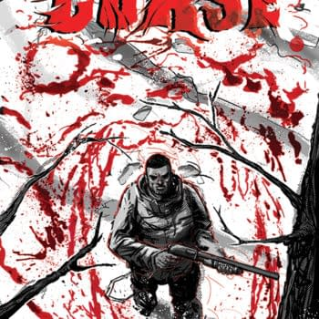 Curse, A New Comic From Boom. Yes, It's Got Werewolves In It.