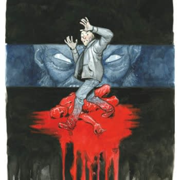 Jonathan Maberry Comes To Dark Horse With Bad Blood
