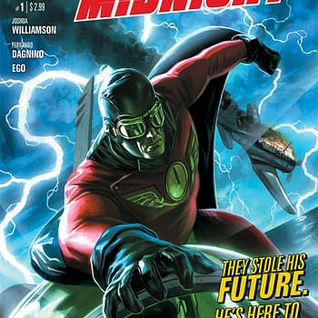 Captain Midnight #1 From Dark Horse For Free Legally. Even With The Watermark.