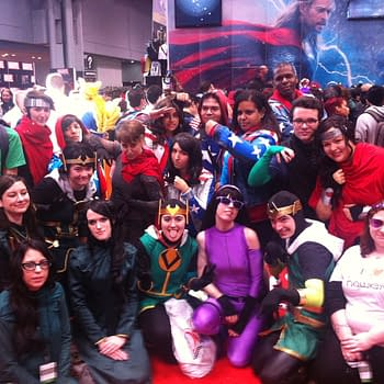 Over Two Hundred Things We Learned At New York Comic Con