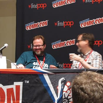 Getting the Nitty Gritty on ComiXology Submit at New York Comic Con