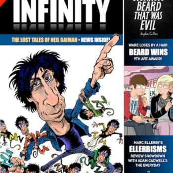 Neil Gaiman's Lost Comics, For Free, And For Charity