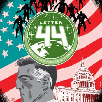 Talking To Charles Soule About Getting Letter 44 On TV And Writing Eleven Comics In September