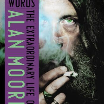 New Alan Moore Biography Magic Words Fills In Missing Years Of A Writer Ahead of His Time – The Bleeding Cool Interview With Lance Parkin at NYCC
