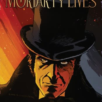 Tony Lee Interviews David Liss About Sherlock Holmes: Moriarty Lives