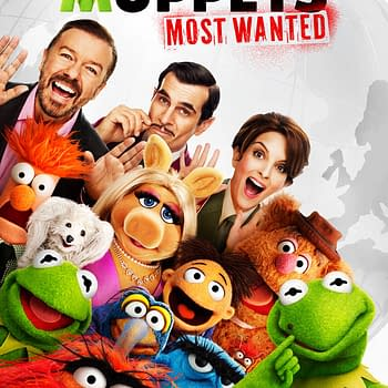 New Poster For Muppets Most Wanted