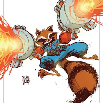 Bill Mantlo Fully Aware Of Guardians Of The The Galaxy Movie And His Role In Creating Rocket Raccoon