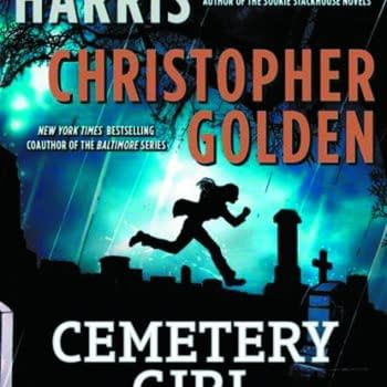 True Blood's Charlaine Harris Writes Her First Graphic Novel – Cemetery Girl