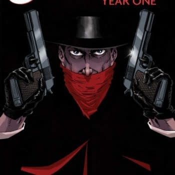 Matt Wagner Talks Steaks, Pulps And The Evil The Lurks In The Hearts Of Men