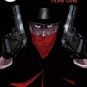 Matt Wagner Talks Steaks Pulps And The Evil The Lurks In The Hearts Of Men