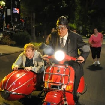 Watch Pilot For Super Clyde, A Comedy About A Comic Book Fan Starring Ruper Grint And Stephen Fry