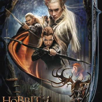 New Poster For The Hobbit: The Desolation Of Smaug… Or Is It?