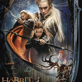 New Poster For The Hobbit: The Desolation Of Smaug&#8230 Or Is It