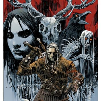 The Witcher Comes To Comics By Paul Tobin And Joe Querio