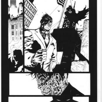First Look Batman And Two-Face #25