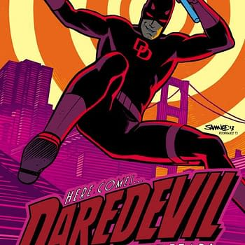 Marvel Announces That Mark Waids Final Daredevil Story Will Be Digital Only