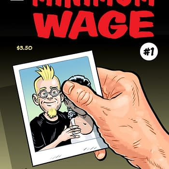 Id Like To See Minimum Wage Become The Hellboy of Malcontent Urbanites &#8211 The Bleeding Cool Mega Interview With Bob Fingerman