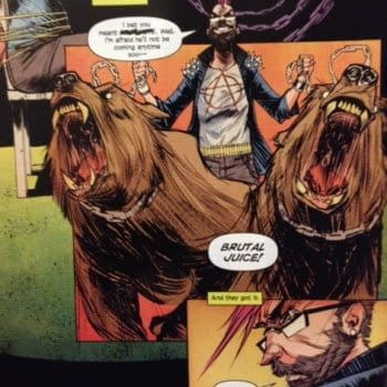 Escape Goat, Space-Bears, And A Troubled Hero in Buzzkill – The Bleeding Cool Interview with Donny Cates and Geoff Shaw