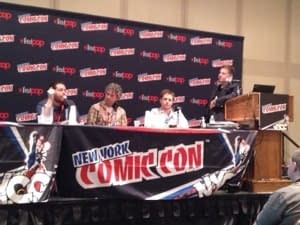 Editors On Editing At NYCC