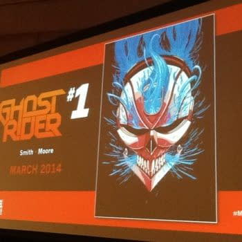 Ghost Rider Races Back To Shops From Felipe Smith And Tradd Moore
